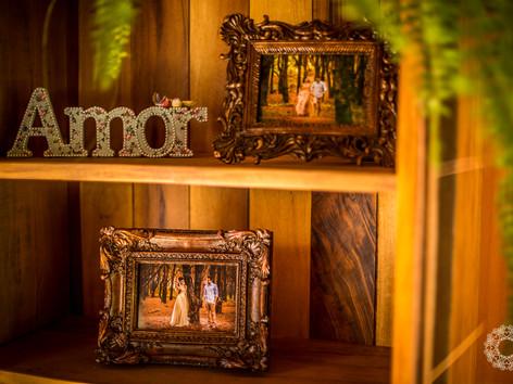 10 Motivos para utilizar fotos na decoração do casamento