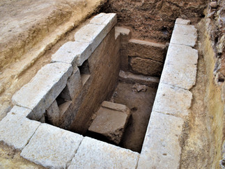 Από την πρόσφατη ανασκαφική δραστηριότητα στη χώρα της αρχαίας Ευρωπού: O ταφικός τύμβος Μεσιάς