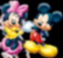 Mário Kids Festas Infantis em Porto Alegre. Tema Mickey e Minie