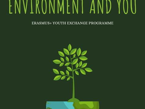 """Environment and you"" στο πλαίσιο του Erasmus+"