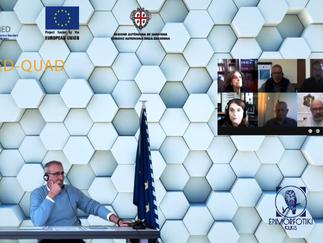 Επιτυχημένη συνέντευξη τύπου στο Κιλκίς για το διακρατικό έργο MED-QUAD!