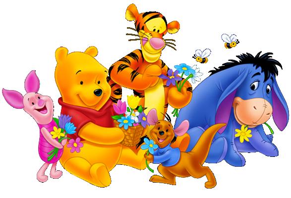 Mário Kids Festas Infantis em Porto Alegre - Fale Conosco - Pooh