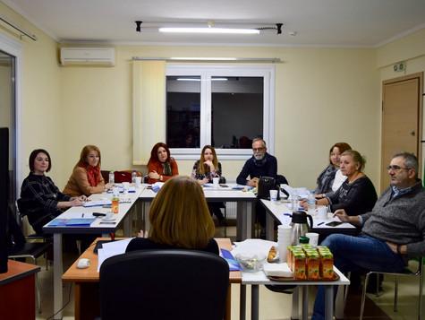 a Chance4Change: συνάντηση εκπαιδευτών από το Κιλκίς