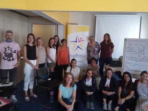 Διακρατική συνάντηση με θέμα την Εταιρική Κοινωνική Ευθύνη στα Κέντρα Κατάρτισης