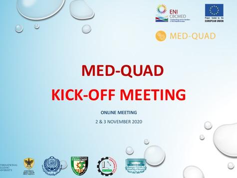 Με αφετηρία το Κιλκίς, η έναρξη του έργου MED-QUAD!