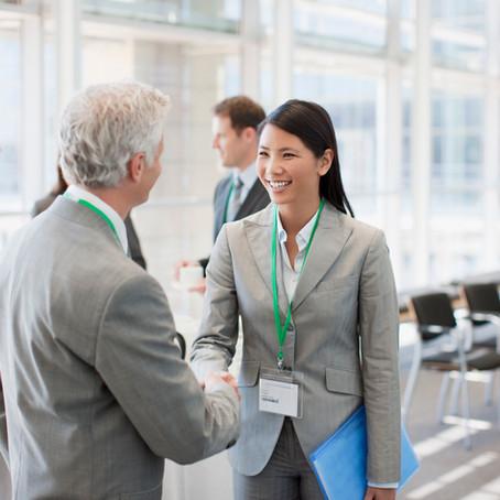 Work Towards Better Business Networking