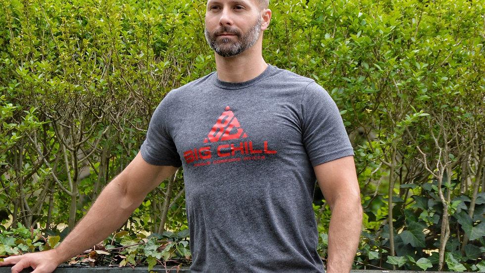 Big Chill Inc. Logo Men's T-Shirts