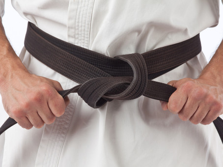 #1 Way to Get the Most Out of Your Karate Training
