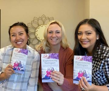 Experiencing Surrogacy Book