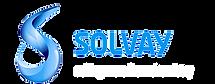 Logo for Solvay: Manufacturer of Eco2Fume