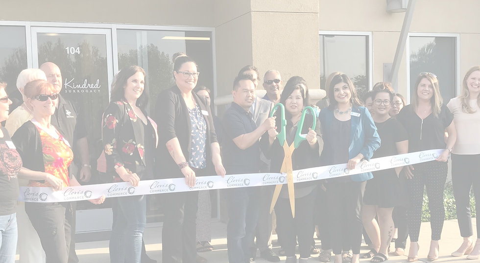Grand Opening of Kindred Surrogacy in Clovis, California