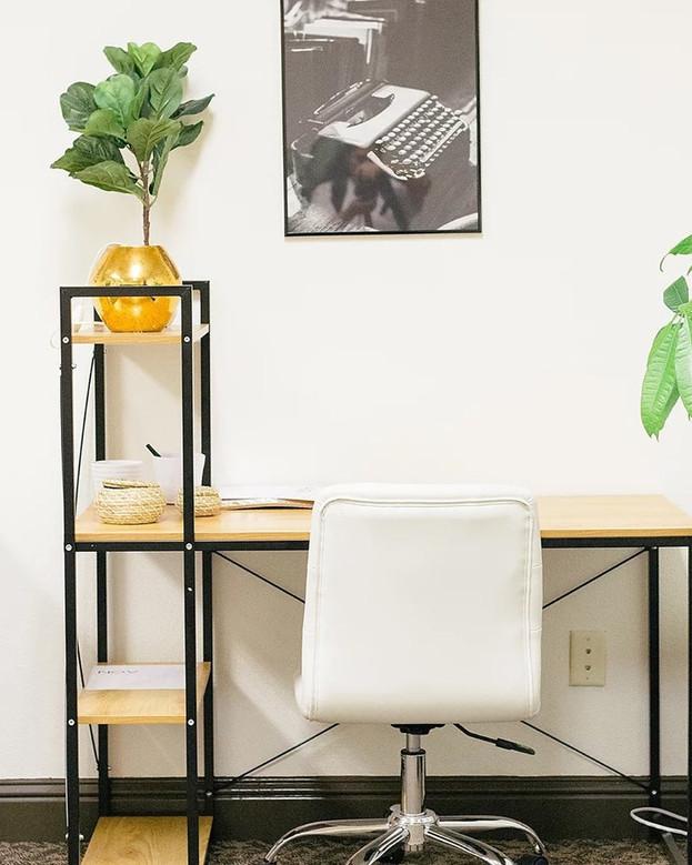 A Dedicated Desk