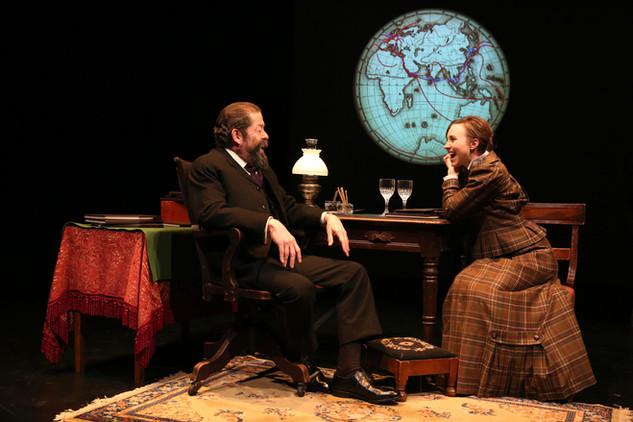 Jules Verne Off Broadway