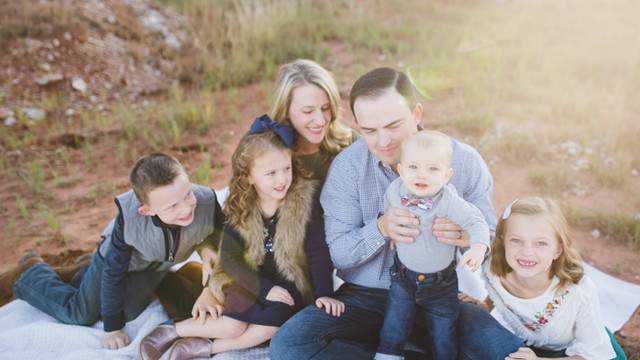 Edwards Family Session