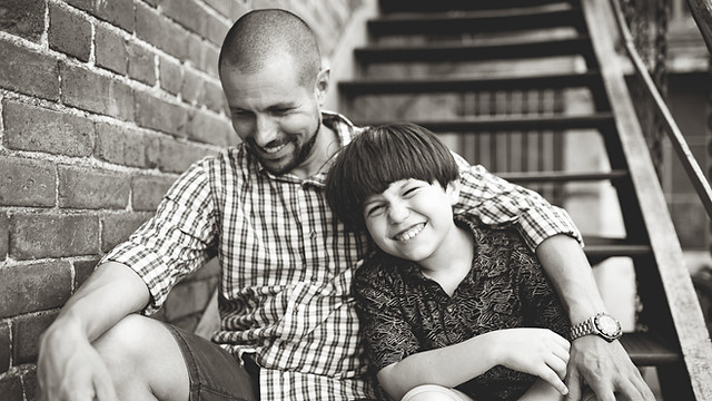 H&L's Father-Son Session