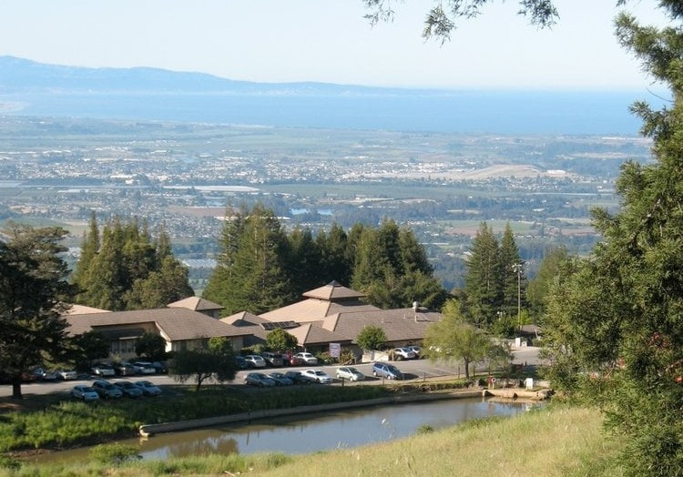 Mt. Madonna School: Talking Capitalism Above Watsonville CA