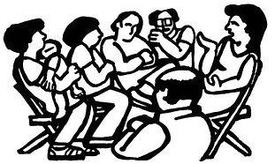 Capitalism group talking drawing.jpg