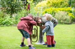 Ear Trumpet Family Friendly