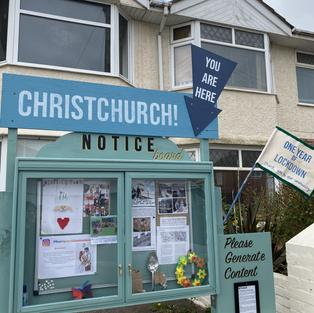Christchurch theme fortnight