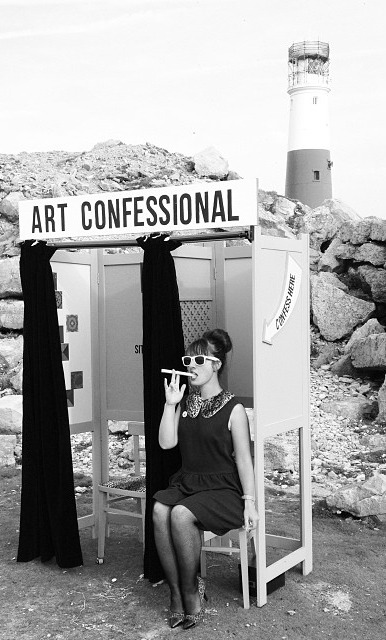Art Confessional