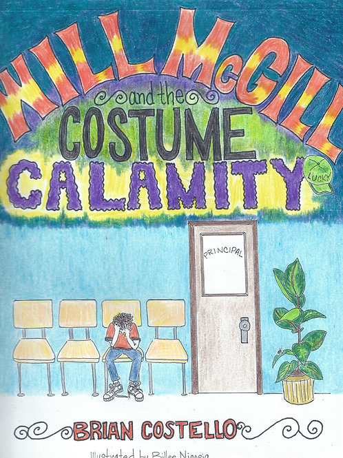 Will McGill and the Costume Calamity