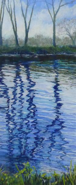 Long Reflections, Brampton Mill