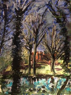 Buckden Palace Pond