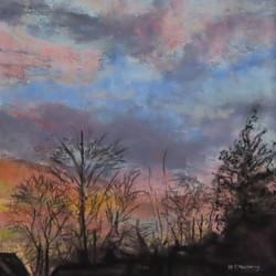 Buckden Sunset
