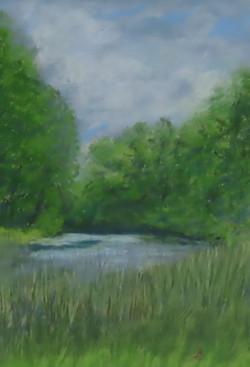 Buckden pond