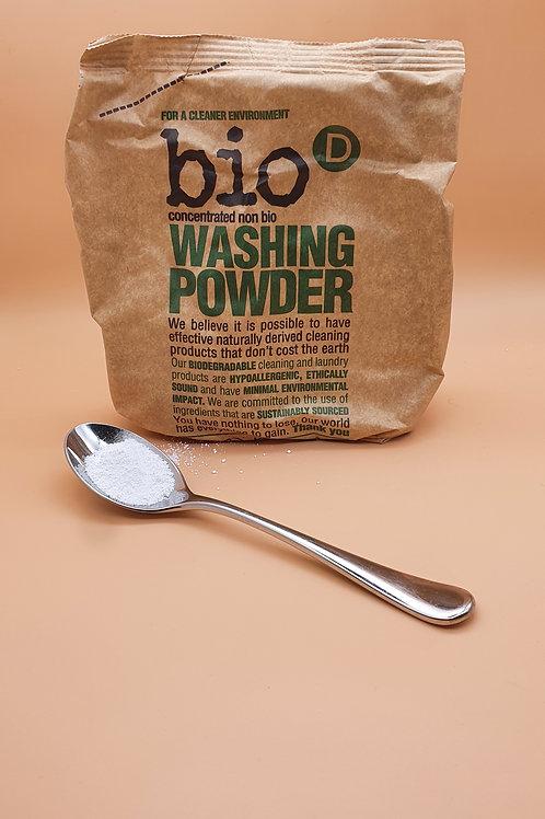 Non Bio Laundry Washing Powder, 1kg -Bio D