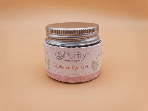Radiance Eye Gel, 15ml -Purity Natural Beauty
