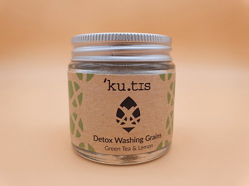 Detox  Organic Face Washing Grains - Kutis Skincare