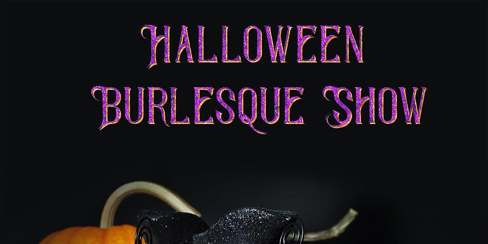 Halloween Burlesque Show