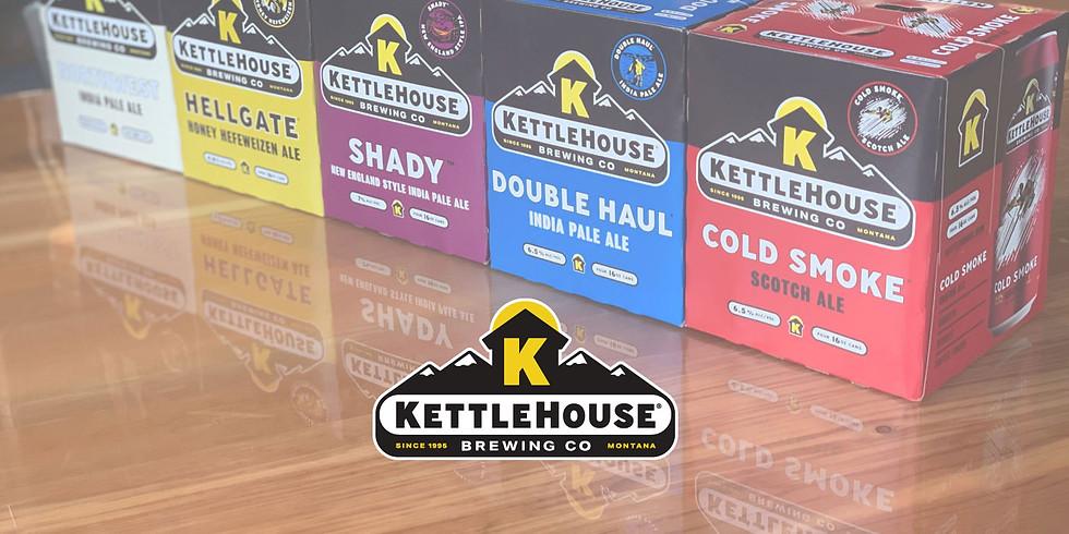 Kettlehouse Beer Dinner