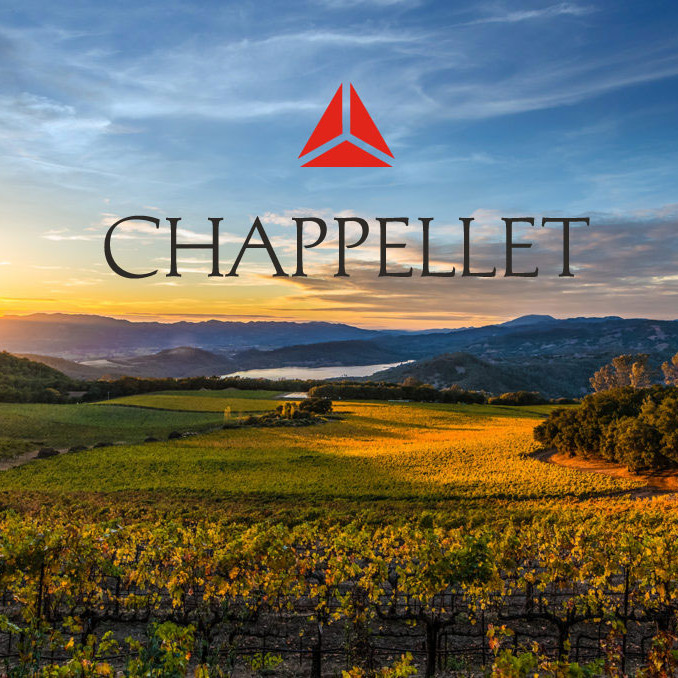 Chappellet Vineyards Paired Wine Dinner