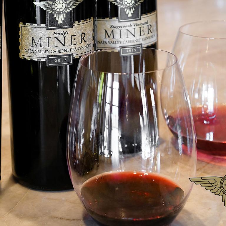 Miner Family Vineyards Wine Dinner