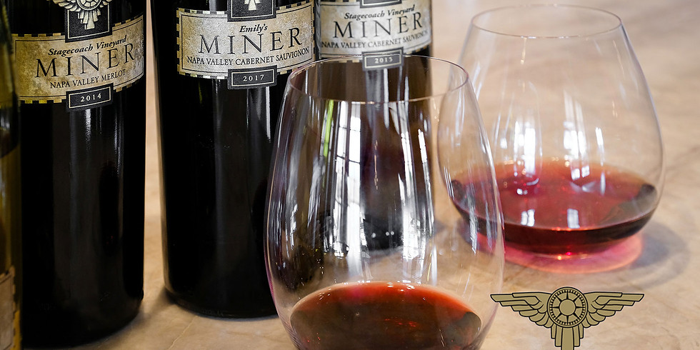 SOLD OUT - Miner Family Vineyards Wine Dinner