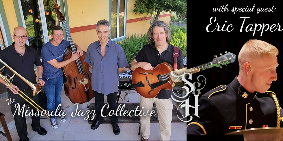 The Missoula Jazz Collective with Special Guest