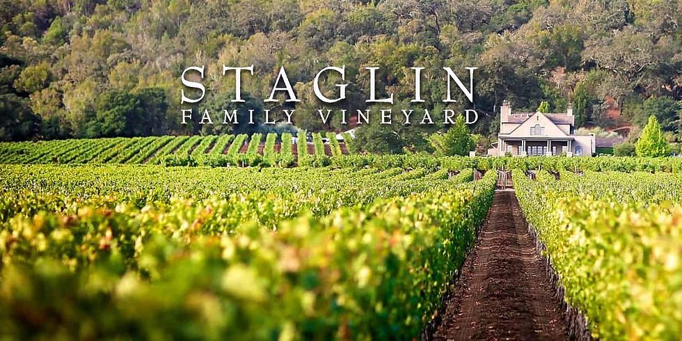 Staglin Family Vineyards Wine Dinner