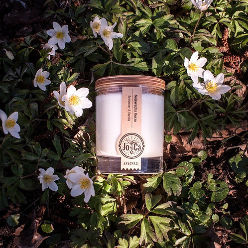 Brombeer & Vanilla Soy Candle Germany