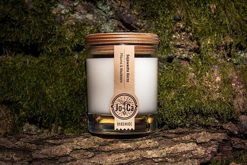 Pflaume & Maulbeere Kerze im Wald