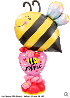 Will You Bee My Valentine   35.00