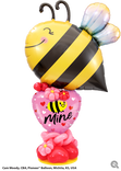 Will You Bee My Valentine   35.00