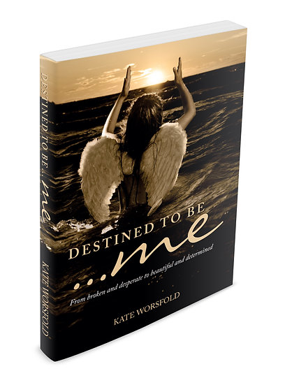 """""""Destined to be ... ME"""" Book"""