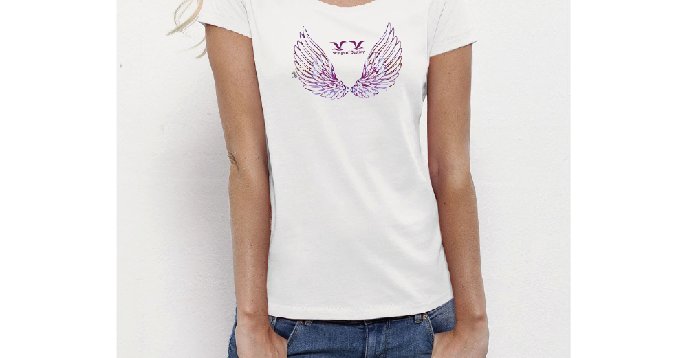 Wings of Destiny T Shirt