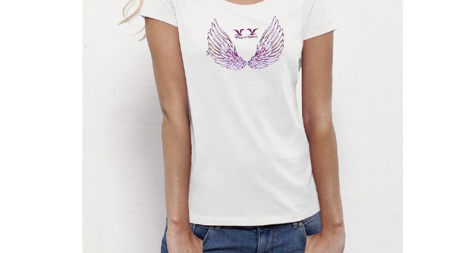 Wings of Destiny T Shirt