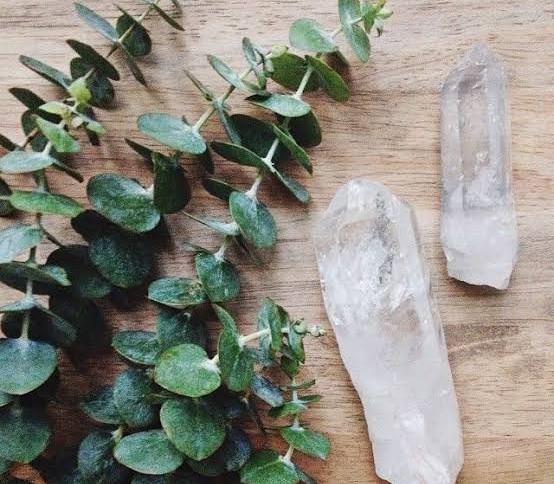 Crystal Healing Amplifying Wands