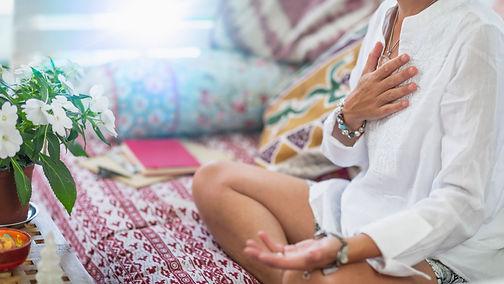 Self-Healing Heart Chakra Meditation