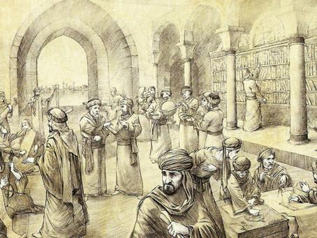العصر الذهبي للترجمة وبيت الحكمة