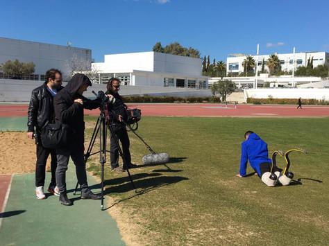 Shooting documentary